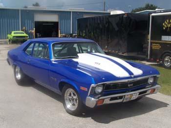 1972 Chevrolet Nova Used Cars For Sale Carsforsalecom